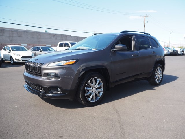 2018 Jeep Cherokee Tech Connect