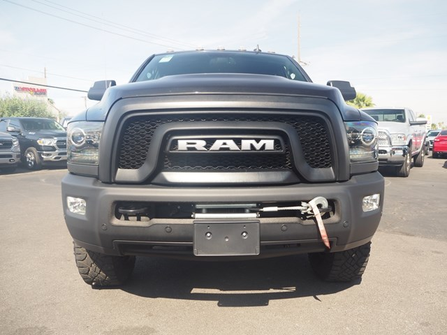 2018 Ram 2500 Power Wagon Crew Cab
