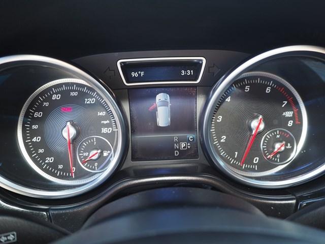 2018 Mercedes-Benz GLE-Class GLE 350