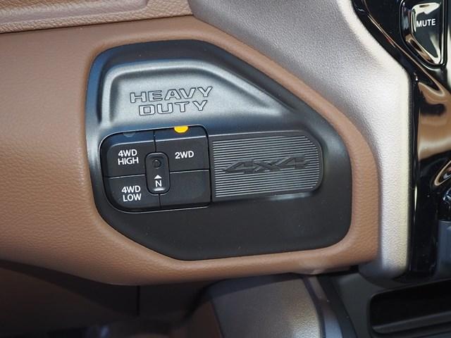 2020 Ram 2500 Mega Cab Laramie