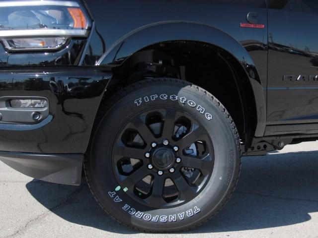 2020 Ram 3500 Mega Cab Laramie