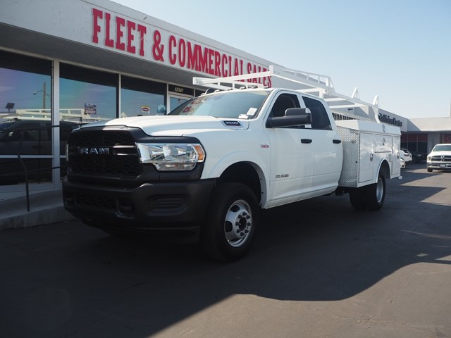 2020 Ram 3500 Crew Cab Chassis