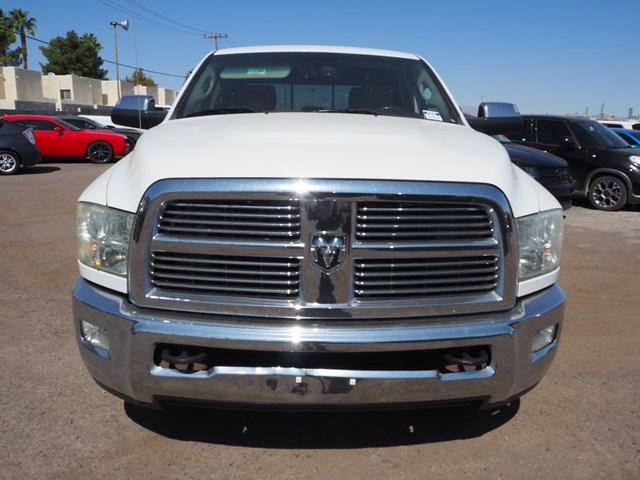 2012 Ram 2500 Laramie Crew Cab