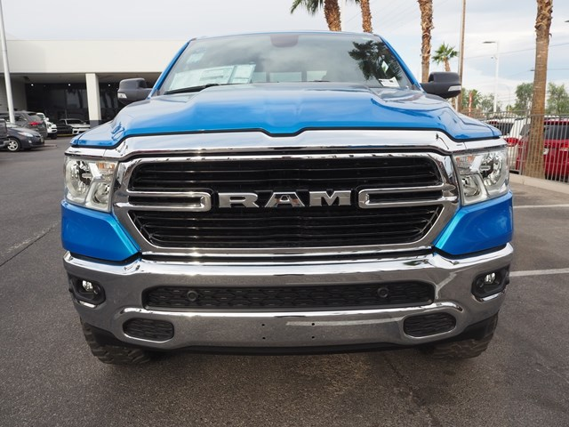 2020 Ram 1500 Crew Cab Big Horn Custom