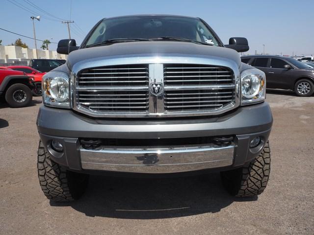 2008 Dodge Ram 2500 Laramie Crew Cab