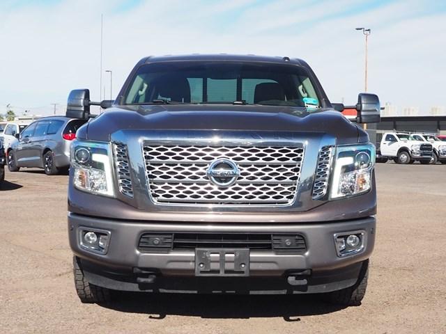 2016 Nissan Titan XD Platinum Reserve Crew Cab