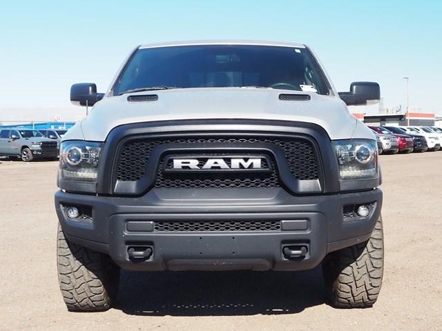 2017 Ram 1500 Rebel Crew Cab