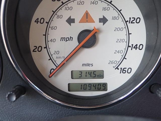 2003 Mercedes-Benz SLK 320