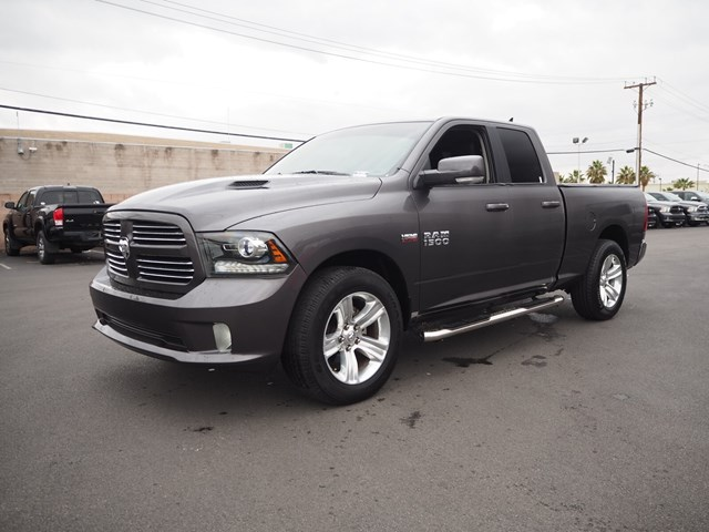 2017 Ram 1500 Sport Extended Cab