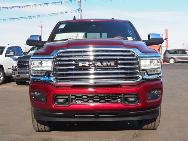 2021 Ram 2500 Mega Cab Laramie Longhorn