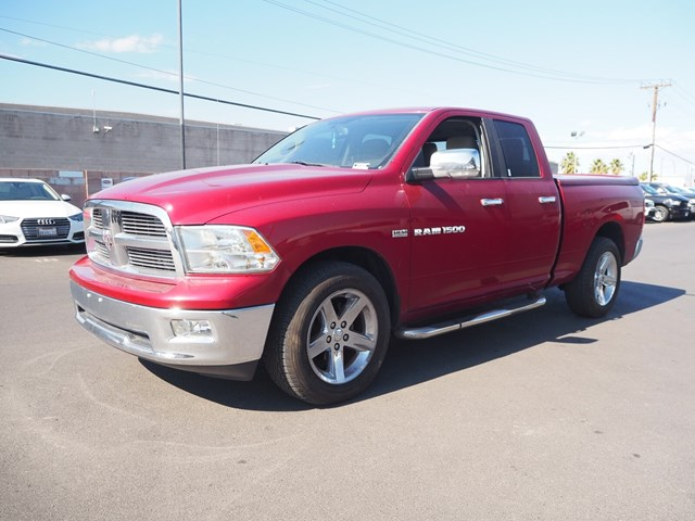 2011 Ram 1500 Big Horn Extended Cab