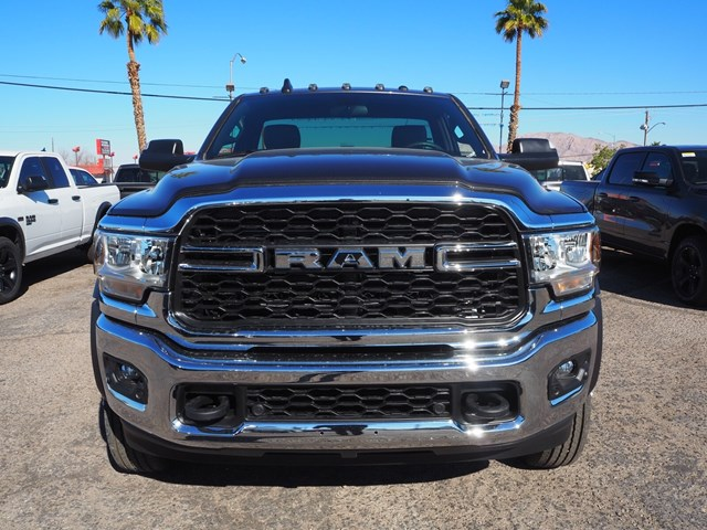 2021 Ram 5500 Chassis