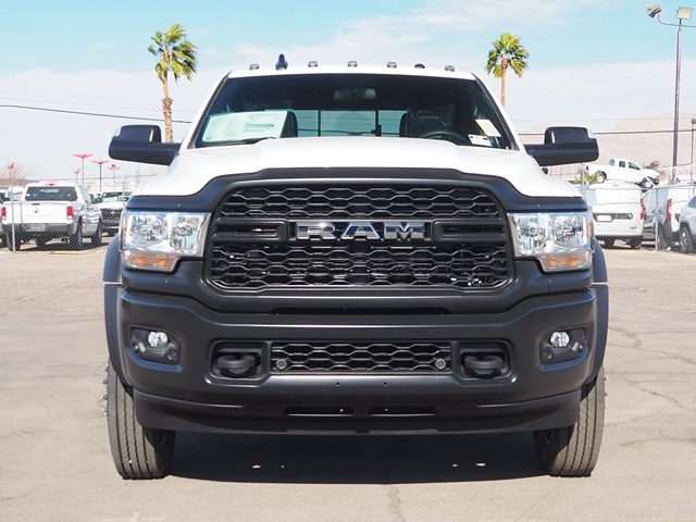 2021 Ram 5500 Crew Cab Chassis