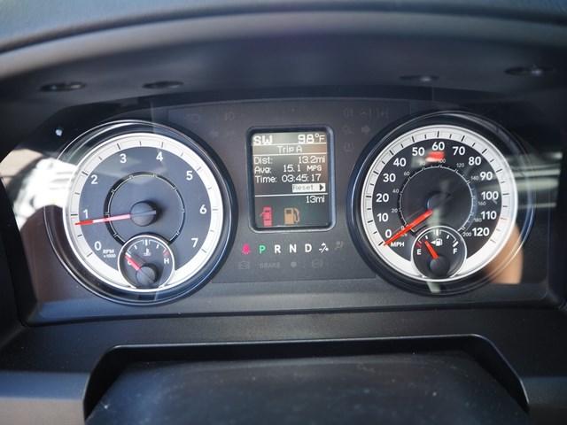 2021 Ram 1500 Classic Quad Cab Tradesman