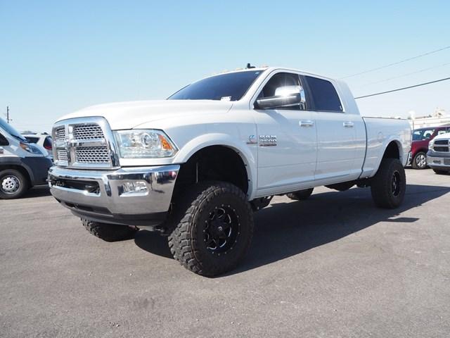 2015 Ram 3500 Laramie Mega Cab