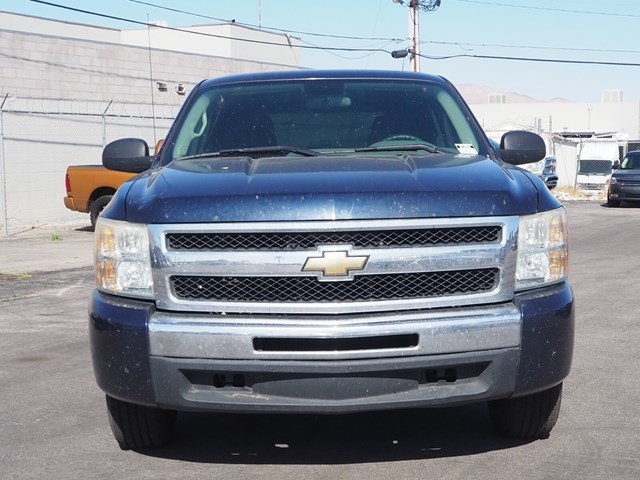 2011 Chevrolet Silverado 1500 Work Truck Extended Cab