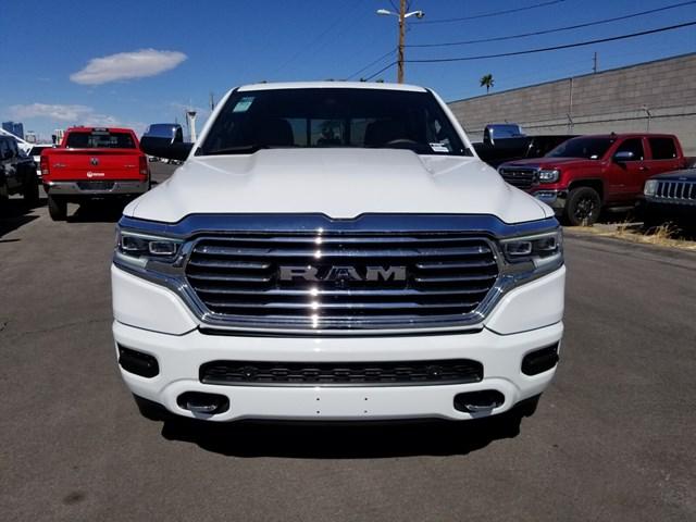 2021 Ram 1500 Crew Cab Laramie Longhorn