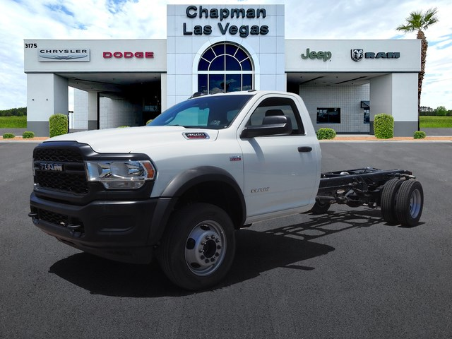 2021 Ram 4500 Chassis