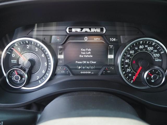 2021 Ram 1500 Quad Cab Big Horn