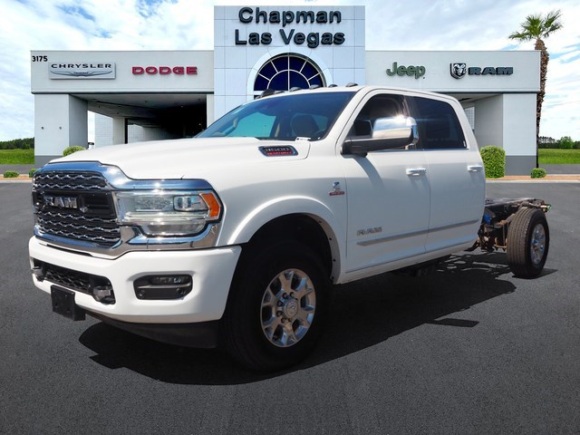 2019 Ram Ram Chassis 3500 Limited
