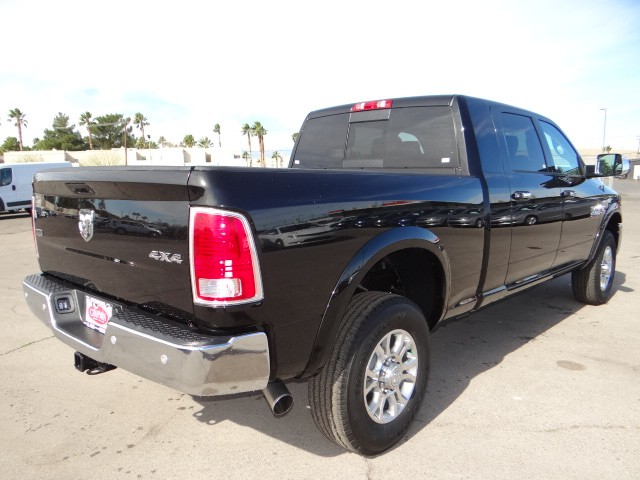 2016 ram 2500 mega cab laramie 888 207 1749 stock r6259 at chapman las vegas dodge. Black Bedroom Furniture Sets. Home Design Ideas