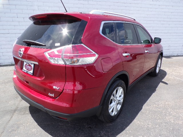 used 2015 nissan rogue sv for sale stock r7200a chapman chrysler jeep. Black Bedroom Furniture Sets. Home Design Ideas