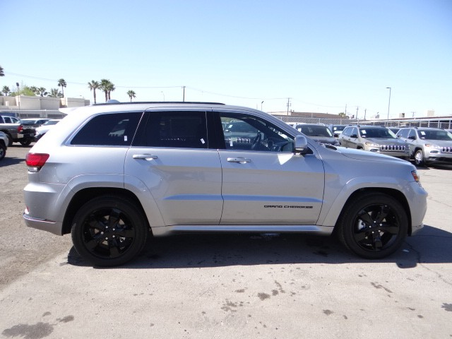 2016 Jeep Grand Cherokee High Altitude T3341 Chapman