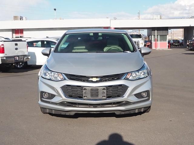 2018 Chevrolet Cruze LS