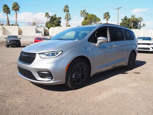 2021 Chrysler Pacifica Hybrid Touring