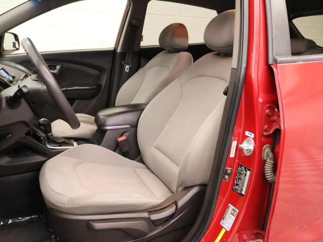2014 Hyundai Tucson GLS0.00