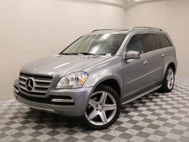 2012 Mercedes-Benz GL 550 4MATIC
