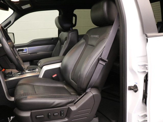 2013 Ford F-150 SVT Raptor Crew Cab