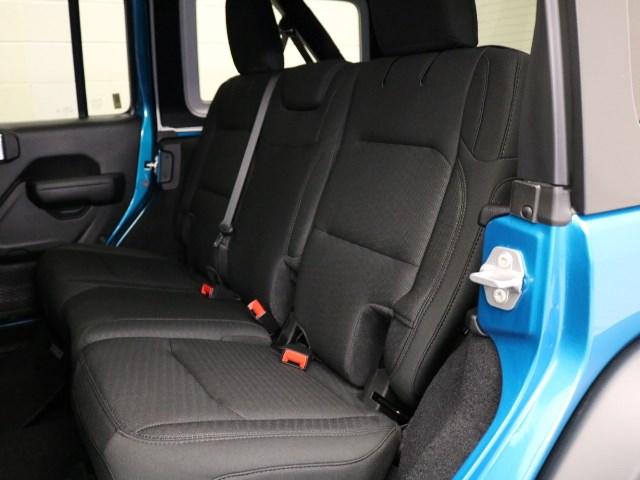 2020 Jeep Wrangler Unlimited Sport S