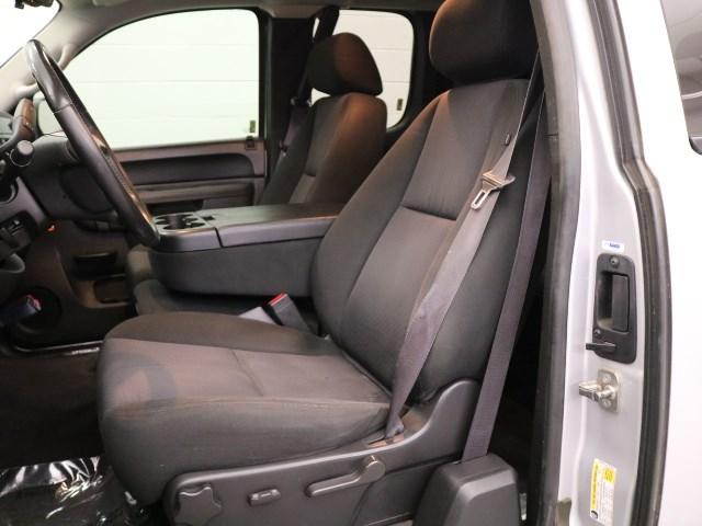 2012 Chevrolet Silverado 1500 LT Extended Cab