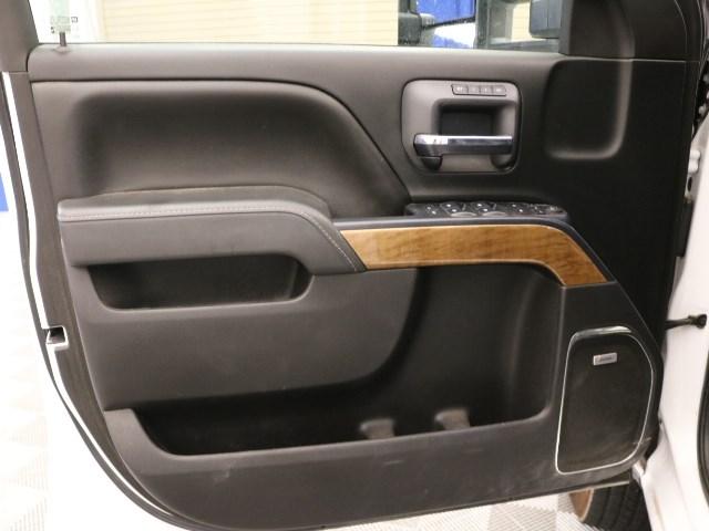 2016 Chevrolet Silverado 3500HD LTZ Crew Cab
