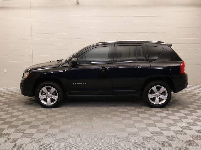 Used 2012 Jeep Compass Latitude - 20D256A | Chapman Dodge ...