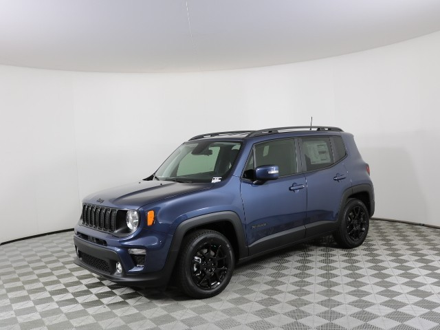 2020 Jeep Renegade Altitude