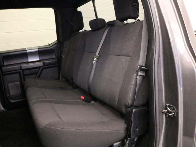 2017 Ford F-150 XLT Crew Cab
