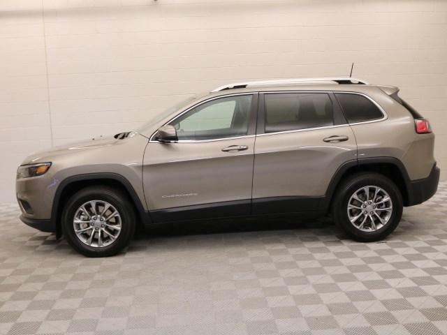2020 Jeep Cherokee Latitude Lux