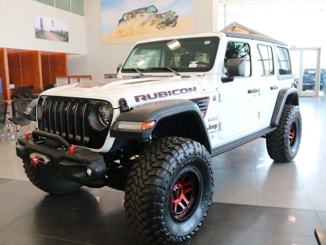 2020 Jeep Wrangler Unlimited Rubicon Recon