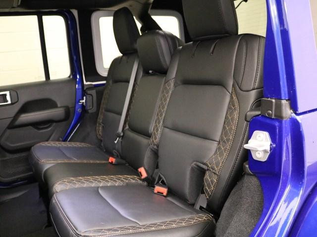 New 2020 Jeep Wrangler Unlimited Sahara High Altitude