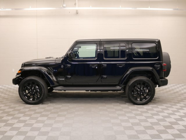 2020 Jeep Wrangler Unlimited Sahara High Altitude