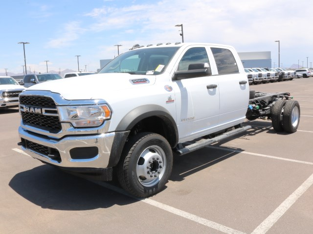2020 Ram 5500 Crew Cab Chassis