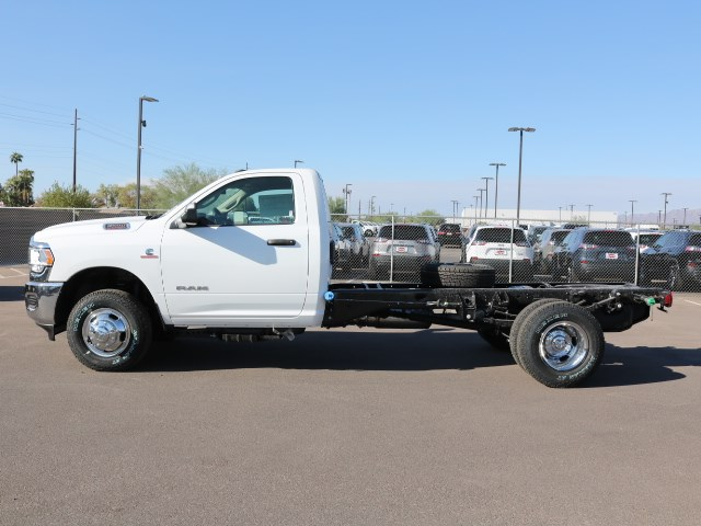 New 2020 Ram 3500 Chassis