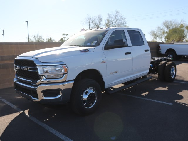 New 2020 Ram 3500 Crew Cab Chassis