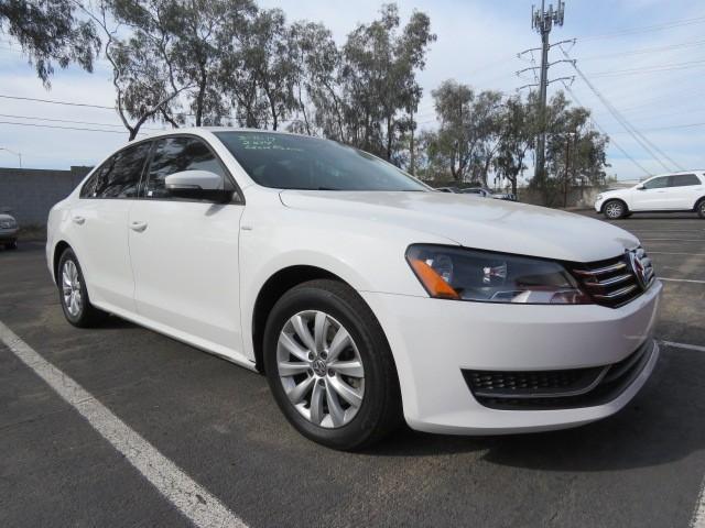 2014 Volkswagen Passat Wolfsburg Edition PZEV – Stock #217203A