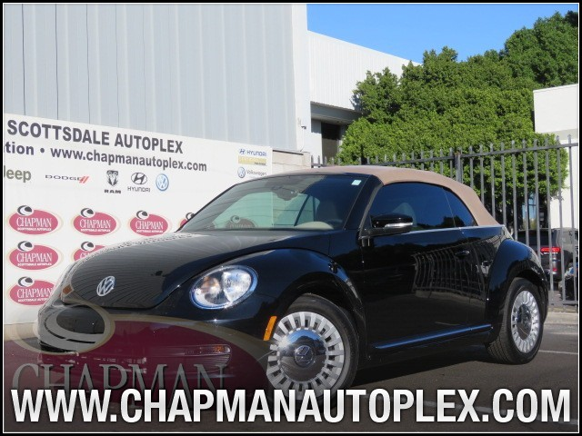 2016 Volkswagen Beetle 1.8T S PZEV – Stock #217204A