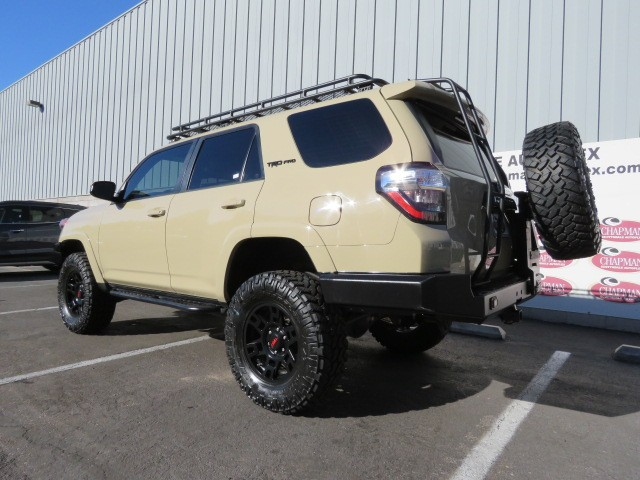 used 2016 toyota 4runner trd pro for sale stock 217273a chapman dodge chrysler jeep ram. Black Bedroom Furniture Sets. Home Design Ideas