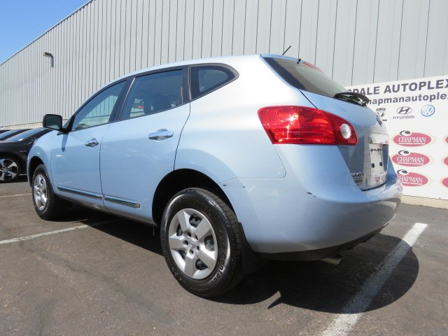 Used 2014 Nissan Rogue Select S in Scottsdale AZ Stock