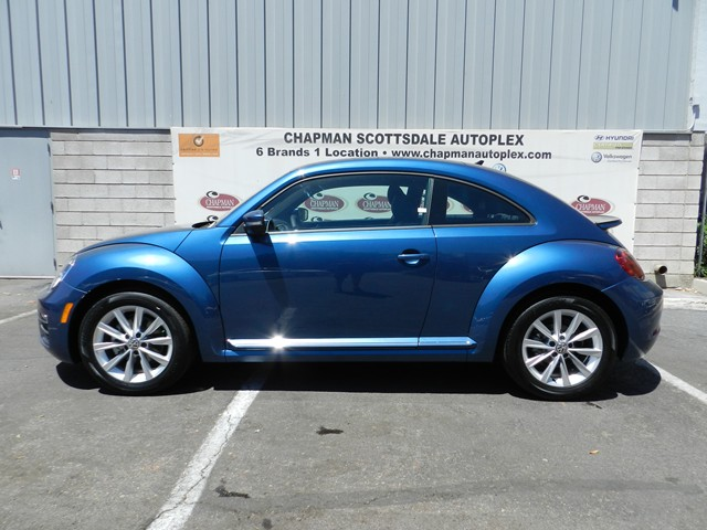 2017 volkswagen beetle 1 8t se 2dr coupe in scottsdale az stock 217436 chapman vw scottsdale. Black Bedroom Furniture Sets. Home Design Ideas